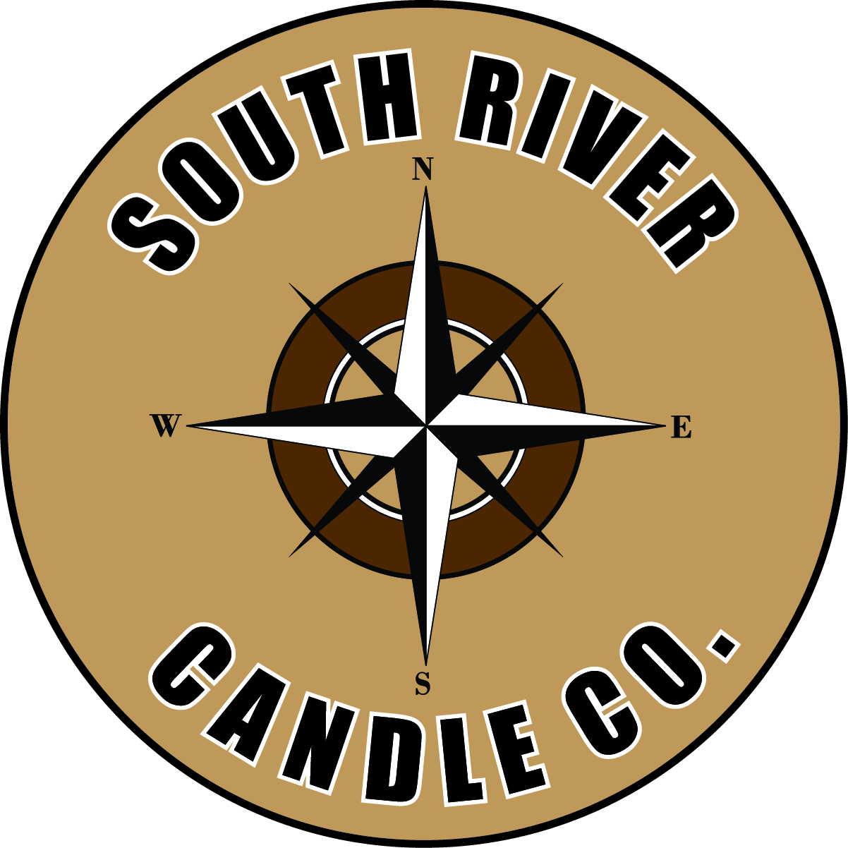 South River Candle Co. Logo