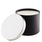 Black 3 Wick Private Label Candle