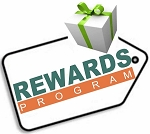 Rewards Points Gift Certificate