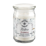 Bistro Collection - 18 oz Apothecary Jar - 6 Scented Candles