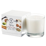 Spicy Collection - 10 oz Tumbler Jars in White Box - 6 Scented Candles