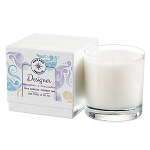 Designer Collection - 10 oz Tumbler Jars in White Box - 6 Scented Candles