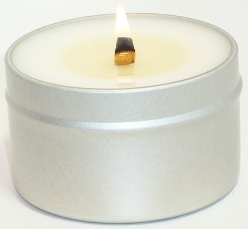 96 Ultra Scented Travel Candles No Labels