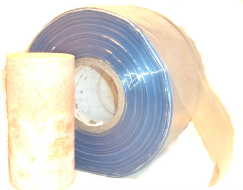 Pillar Candle Shrink Wrap Tube - 500 Meter Roll