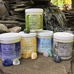 Wholesale Water Color Crystal Candle Collection