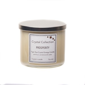 Wholesale 3 Wick Crystal Candle