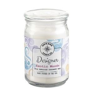 Wholesale Designer Collection in 18 oz Apothecary Jar