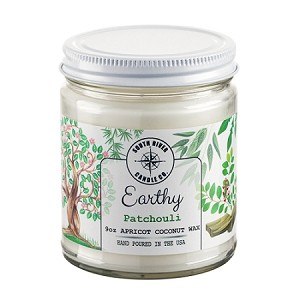 Wholesale Earthy Collection in 9 oz Straight Sided Jar